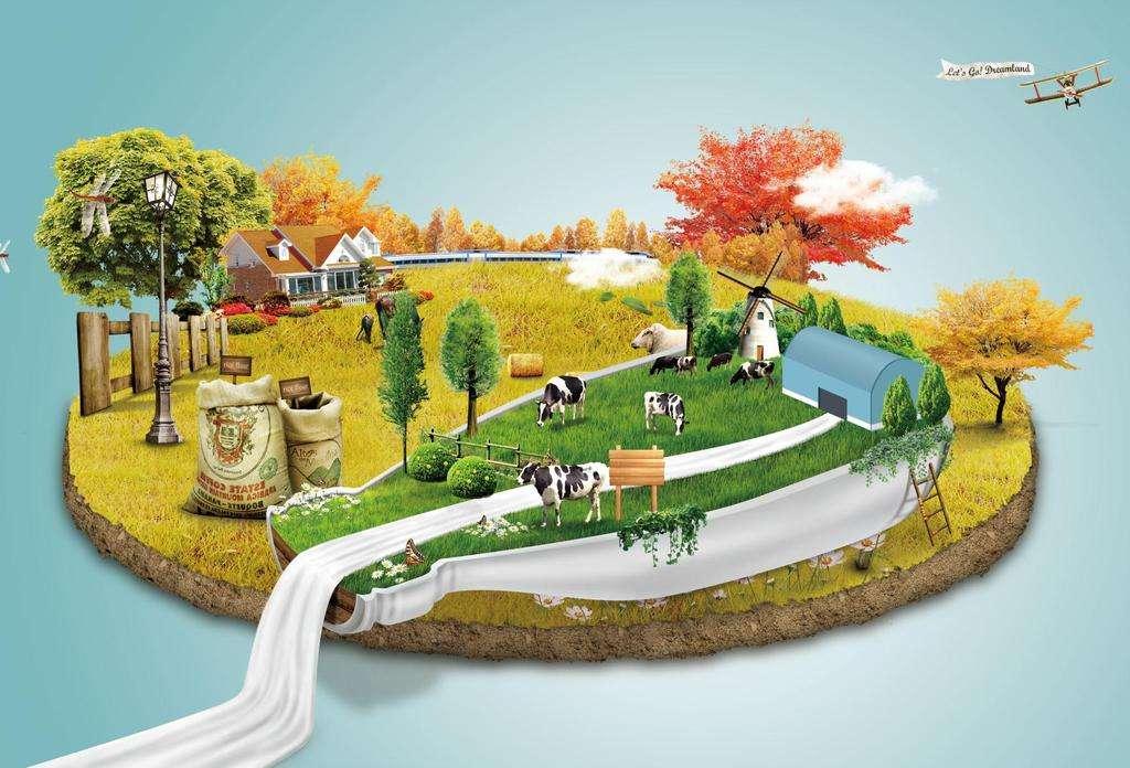 未来新风口生态休闲农业