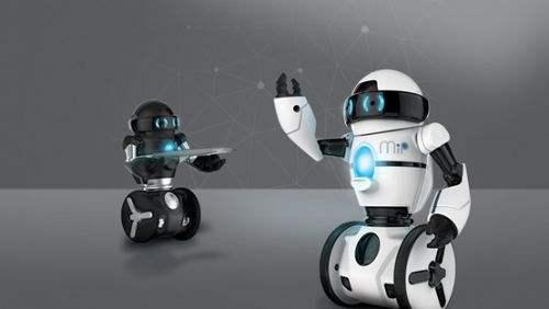 松山湖机器人产业基地打造机器人生态体系