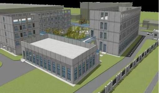 内蒙古杭萧盛基绿色建筑装配式产业园区在和林县开工奠基