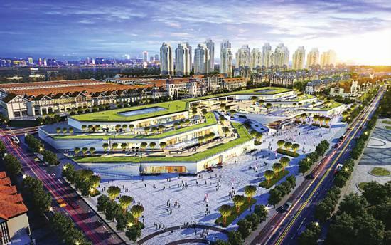 规划建设19个特色小镇为区域高质量发展奠定基础