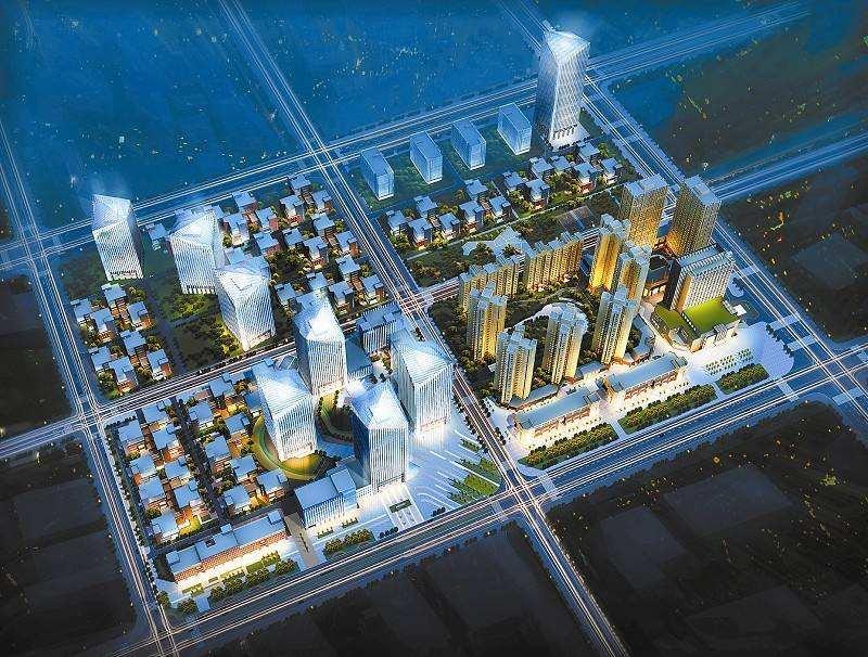 东莞市生态园将建成全国一流的战略性科技产业园区