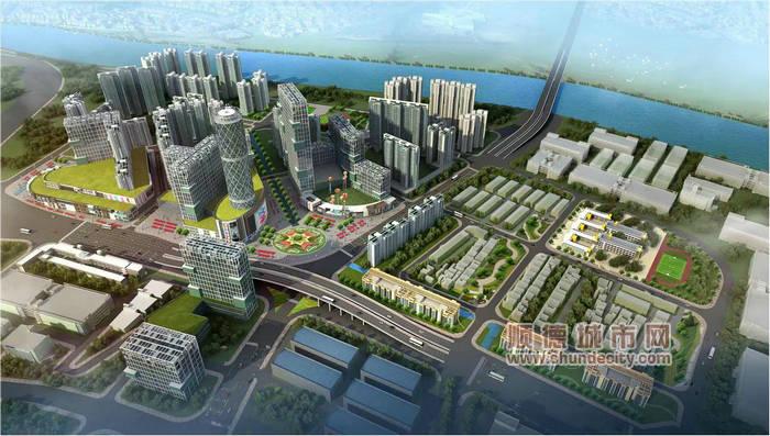 郭文海:顺德要加快建设现代产业园区