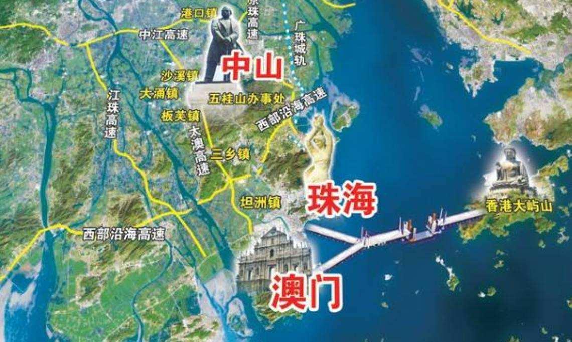 珠三角城际轨道工程助力粤港澳大湾区互联互通