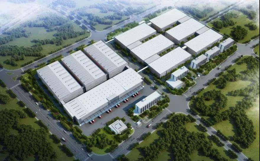 加速打造以冷链物流为核心的产业园区