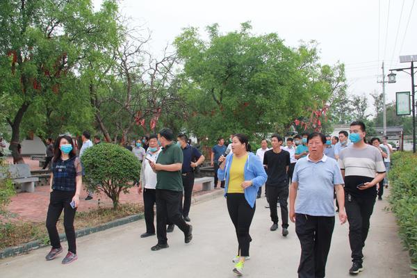 郑州举行森林特色小镇、森林(生态)乡村建设推进观摩活动