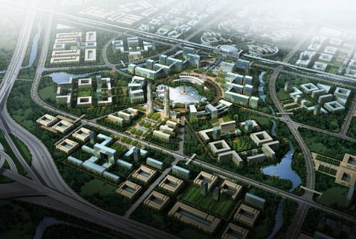 高质量产业园区规划引领新型城镇化发展