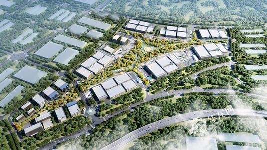 襄阳开建航天化学动力产业园