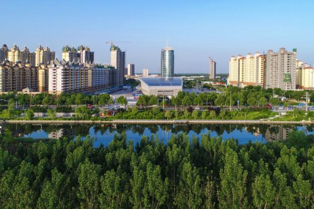 商河县实施工业强县战略,规划建设创新产业园