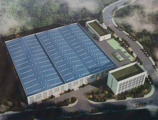 长乐山循环经济产业园迈向百亿园区