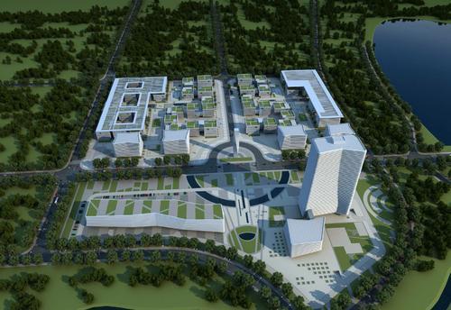 顺德伦教:打造三大连片千亩现代产业园区