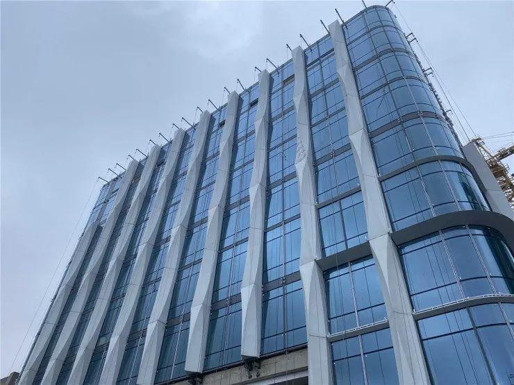 上海浦东金桥5G创意产业园区