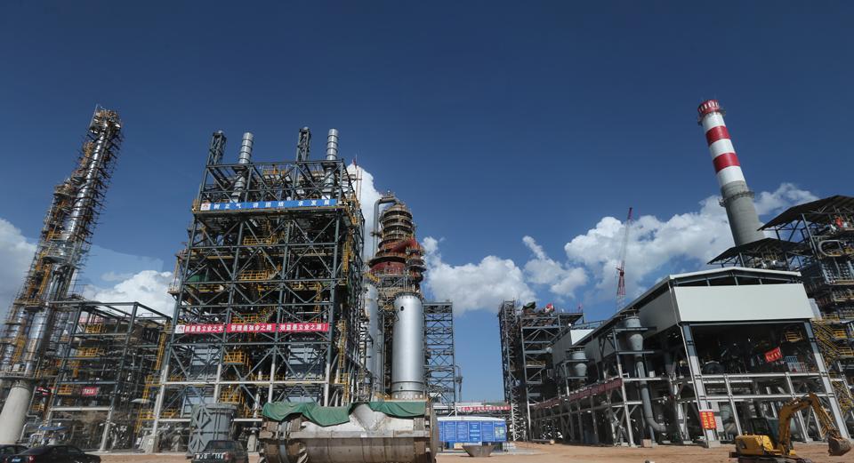 印石油将建塑料产业园