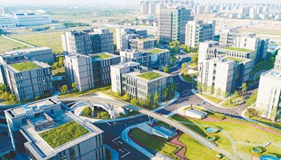 昌平打造43万平方米医药健康产业园