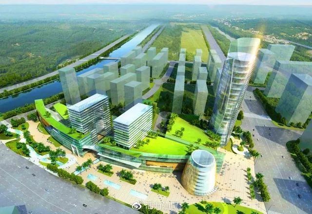 南昌创客绿色科技产业园预计2022年9月完工