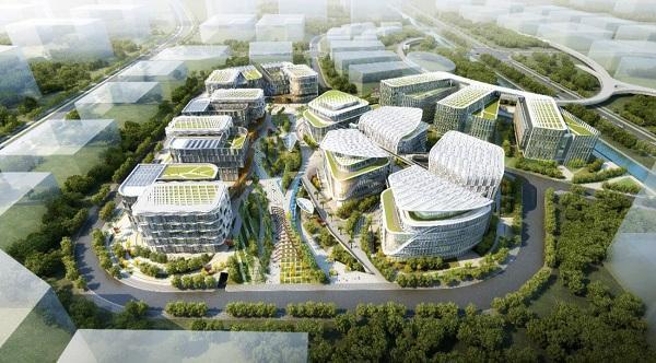 京东城市(濮阳)数字经济产业园开园