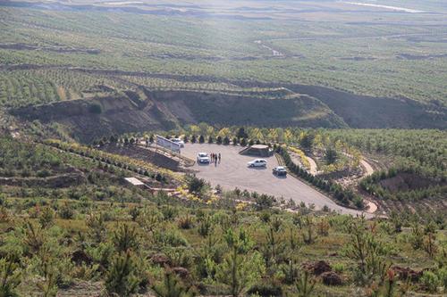 中以防沙治沙生态产业园 已完成投资3.45亿元