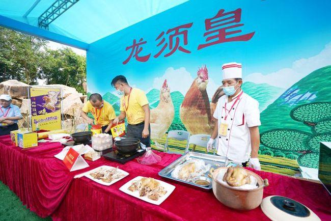 惠州:为三黄胡须鸡建产业园