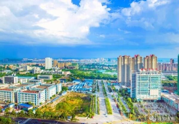 湘潭高新区机器人小镇将成湘潭首批8个特色小镇之一