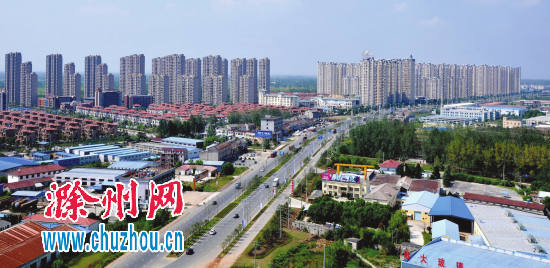 滁州将打造20个市级特色小镇 为县域经济增动能