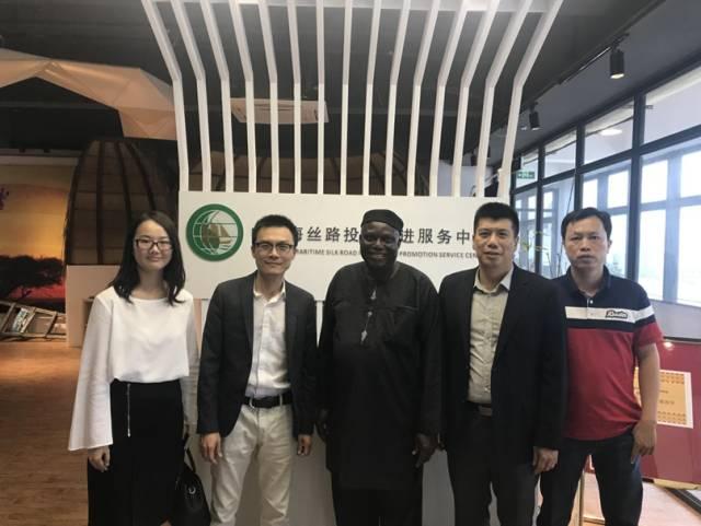 产城创投联合中山海丝路就尼日利亚项目展开合作