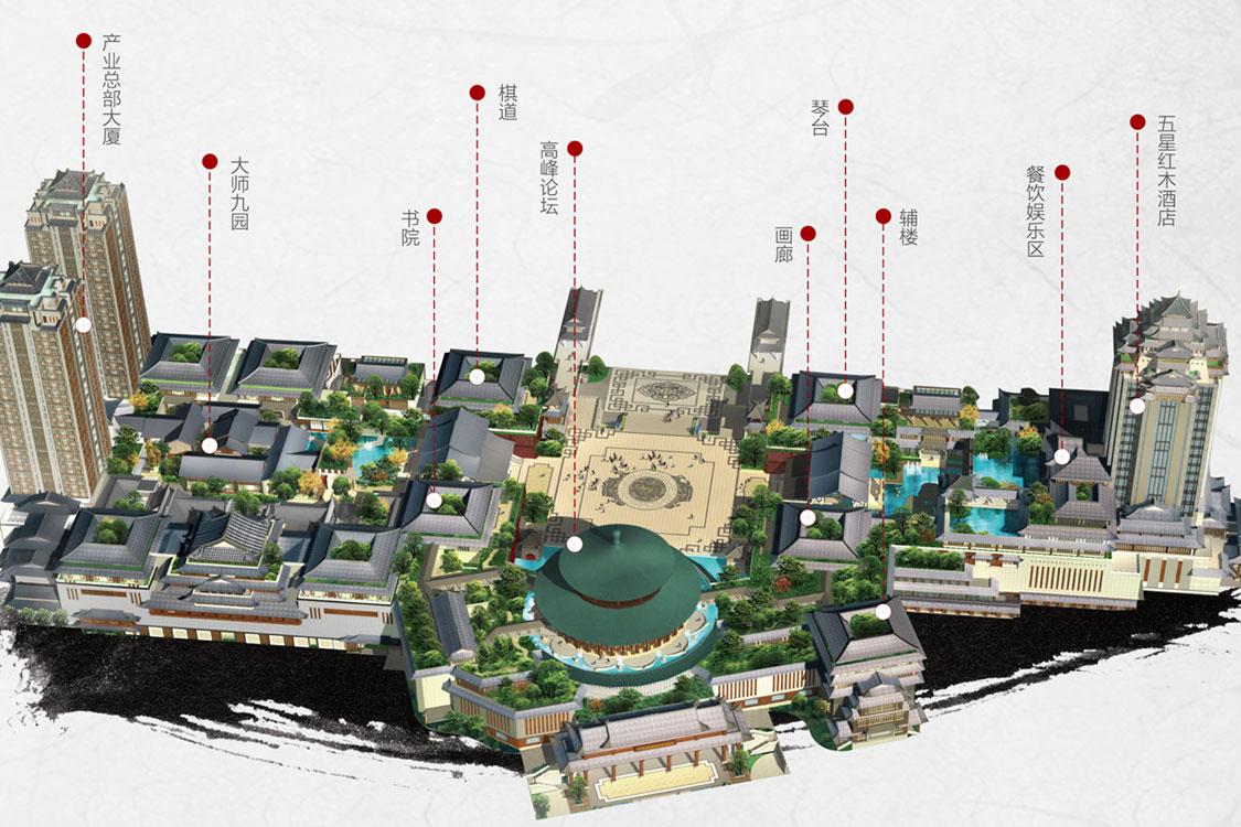中山在(大涌)红木文化博览城