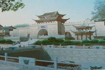 四川(蓬安)相如生态文化旅游特色小镇