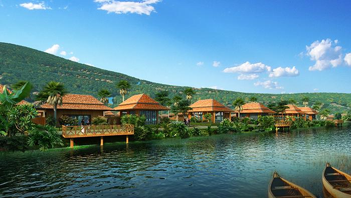 建设农业旅游生态园