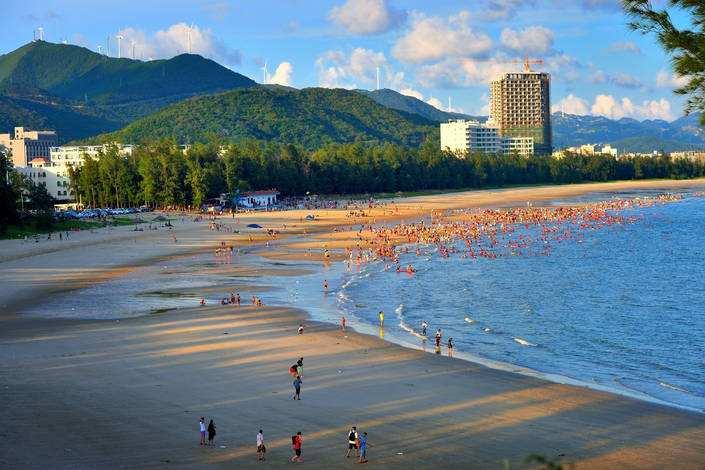 广东(东平)珍珠湾生态文化旅游