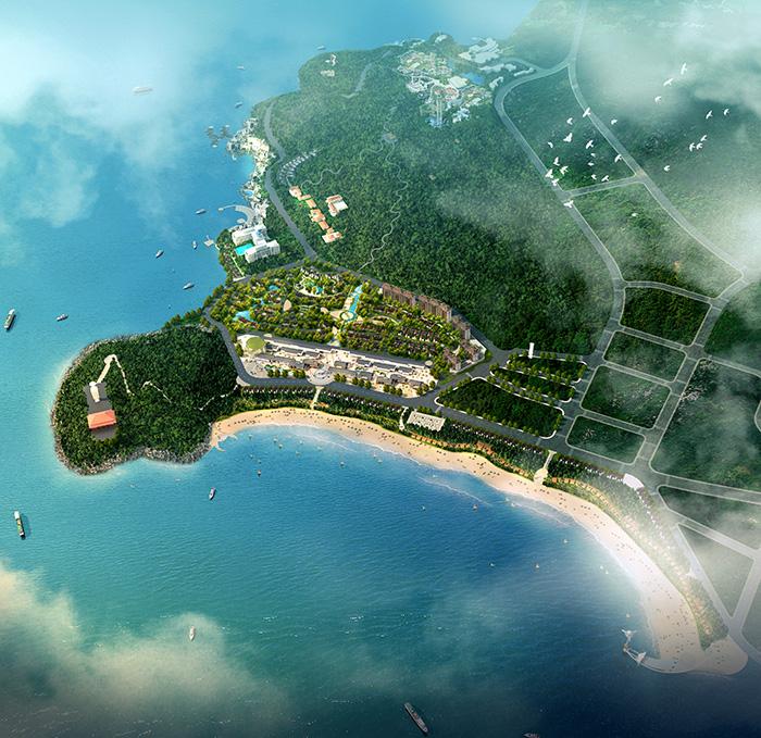 本项目投资约35亿元,规划用地约2188亩