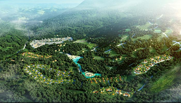生态农业旅游是一种以农业为载体的新型旅游服务业。