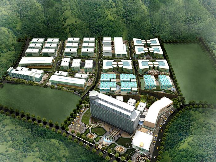 金龙动漫高新科技产业园