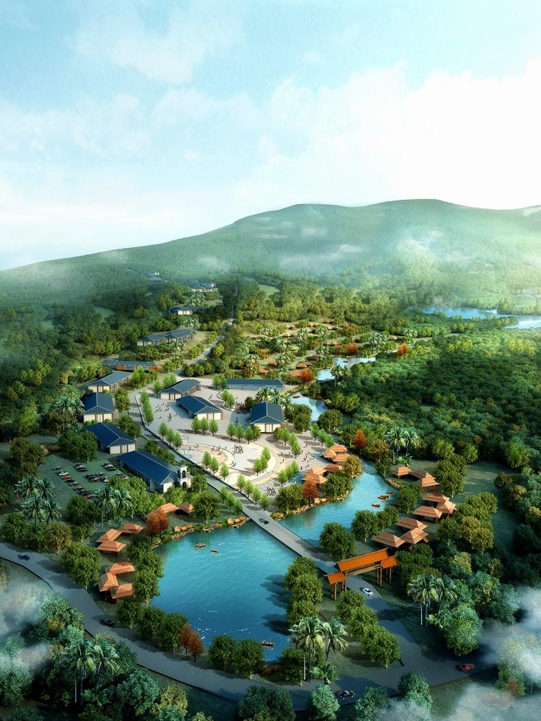 广东(云乡)生态农业旅游基地