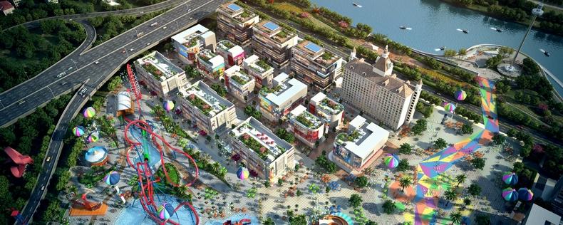 广东游戏游艺文化产业城