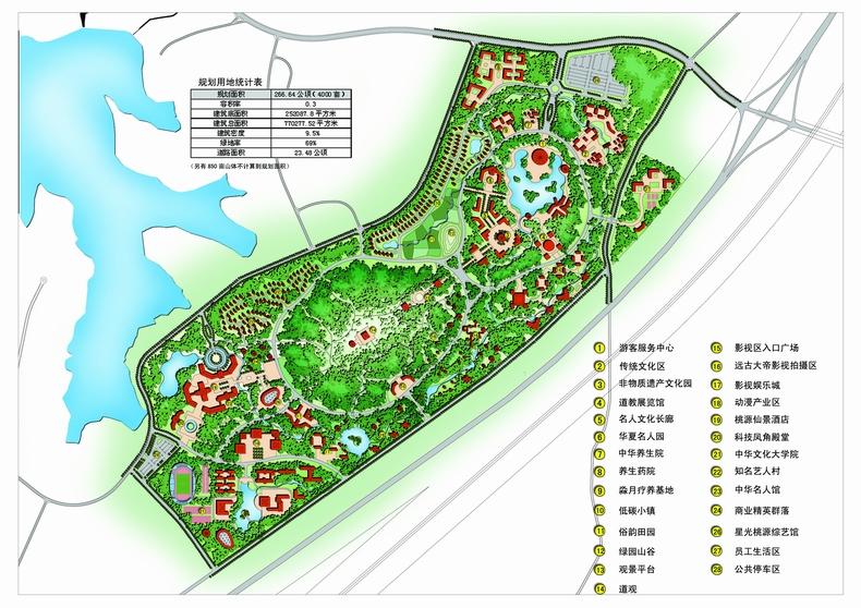 中国海南神洲传统文化产业基地