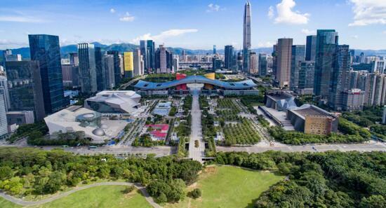 产业园区对区域和城市经济发展的贡献度越来越高