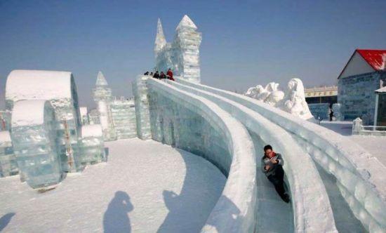 """这里就是""""冰城""""哈尔滨"""