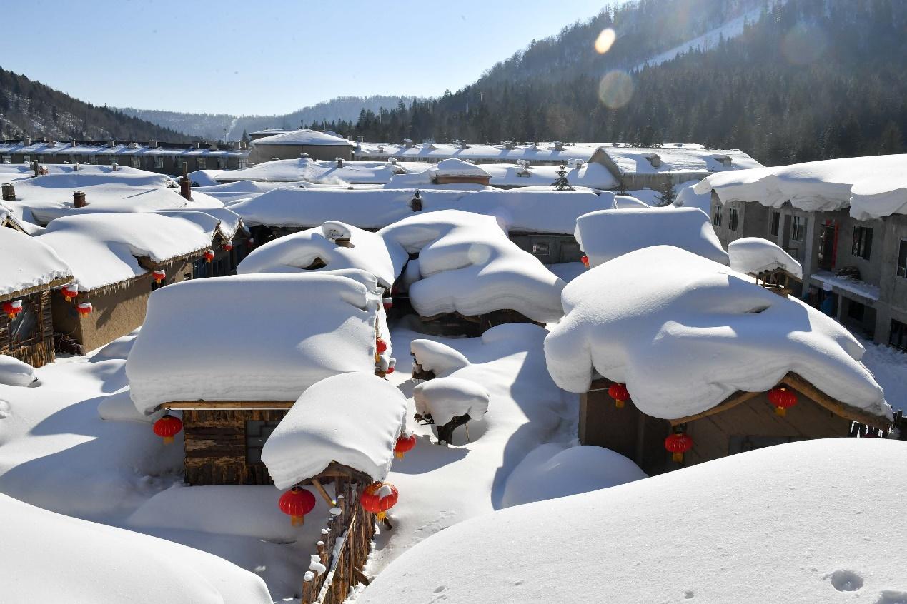 雪量堪称中国之最