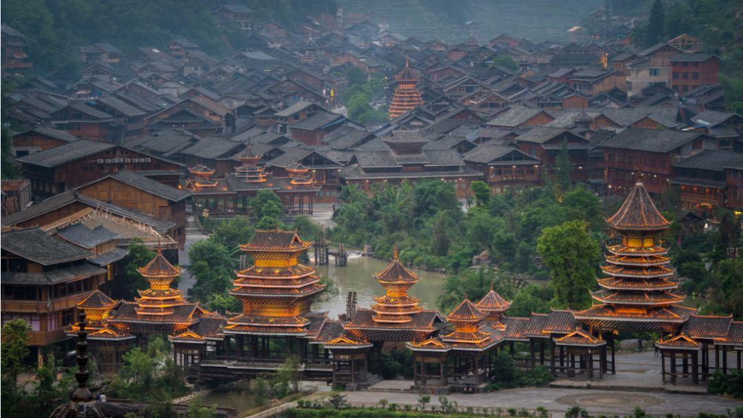 贵州省情:贫困山区,经济落后