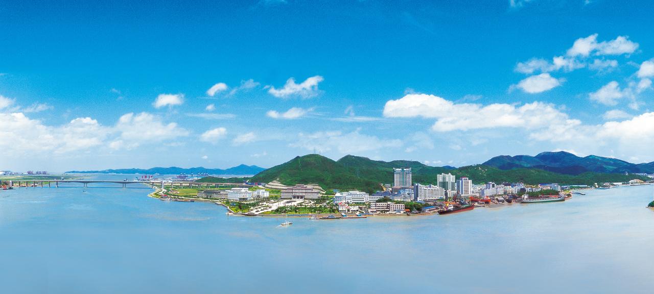宁波大榭岛经济技术开发区