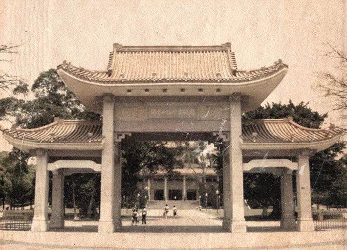 1983年,11月12日孙中山纪念堂建成
