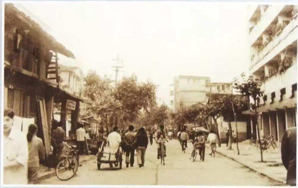 1984年2月,撤销石岐镇建制,石岐改为市区