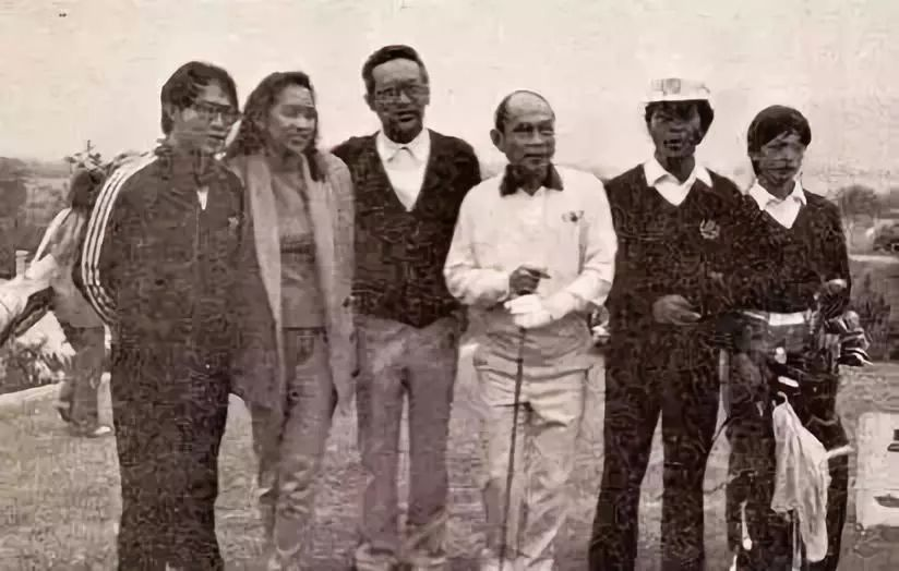 中山诞生中国第一家高尔夫球场