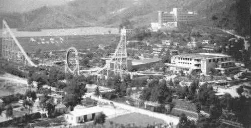 全国第一个大型机械乐园