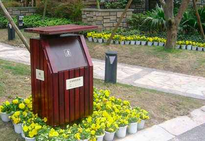 乡村环卫设施升级