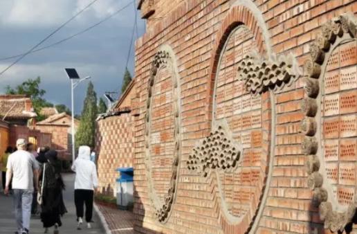 张家口特色砖艺雕刻小镇