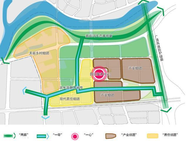 神山轨道交通装备产业园