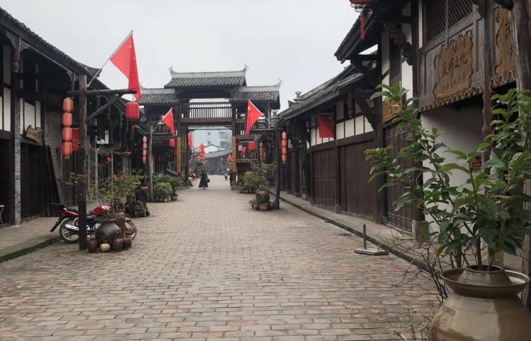 走访重庆荣昌区
