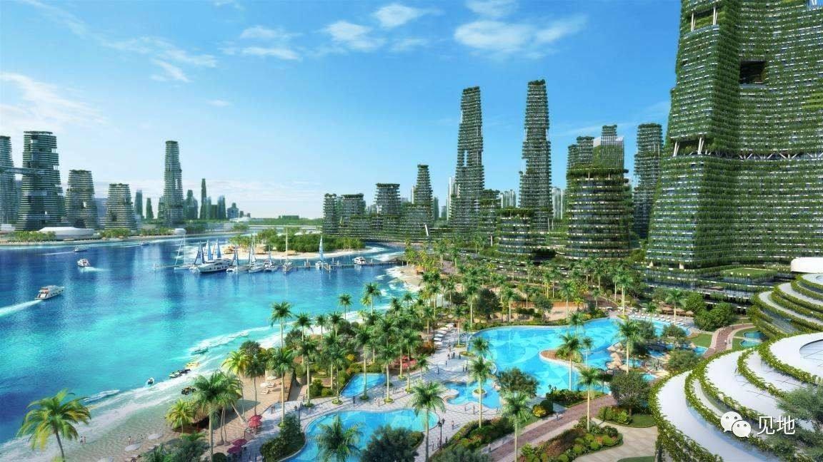 城市生态是产城融合的基础