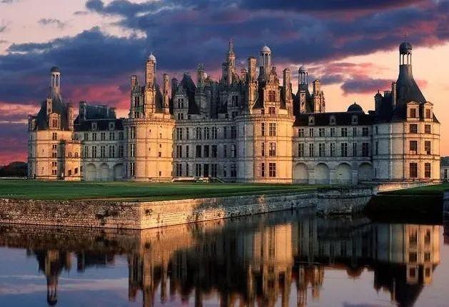 香波城堡|欧洲最有王者风范的城堡